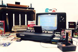 Retrogaming - Collection - Atari
