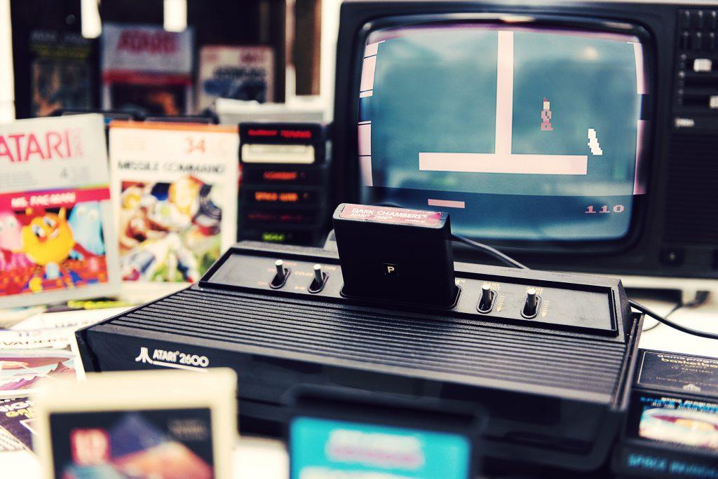 Atari - Dark Chambers