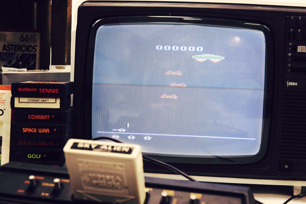 Atari - Sky Alien
