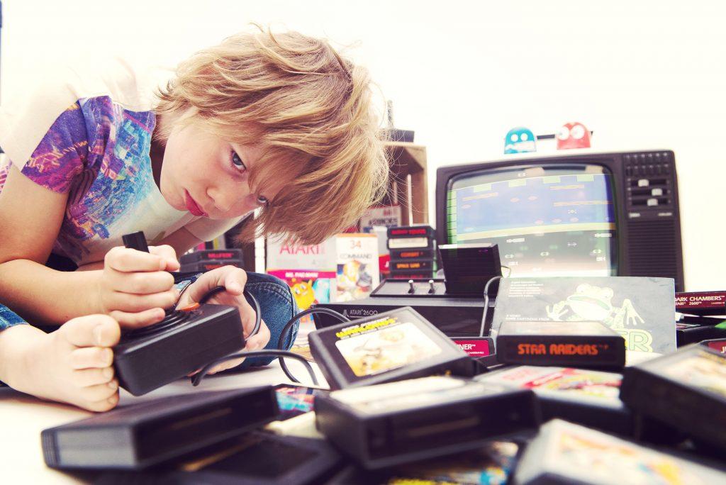 Charly Martin - Atari - Frogger - Rétrogaming