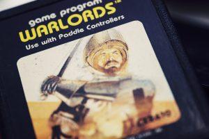 Atari - Warlords