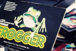 Atari - Frogger