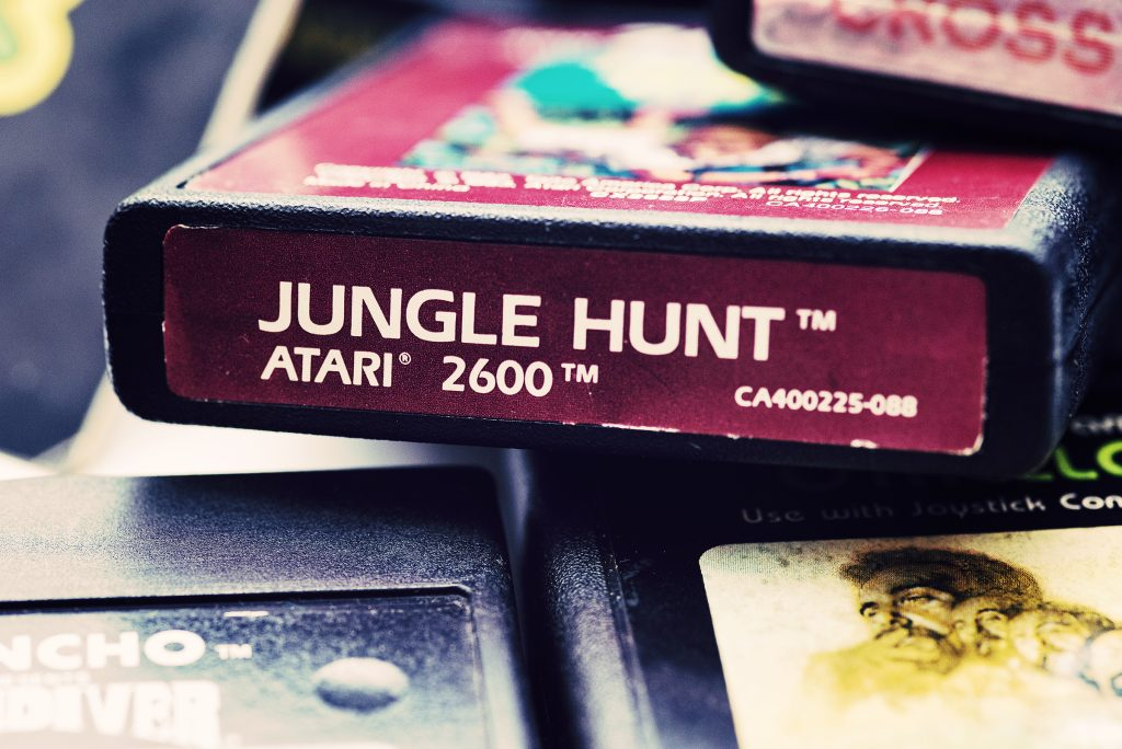 Atari - Jungle Hunt