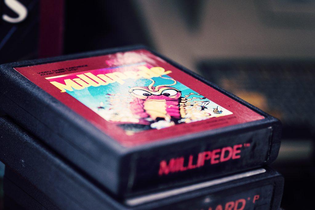 Atari - Millipede