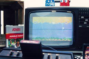 Atari - Jungle Hunt