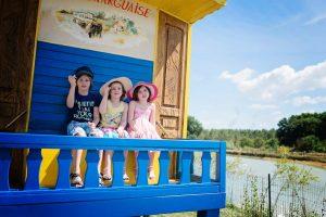 vacances 2016 - Parc Defi Planet'