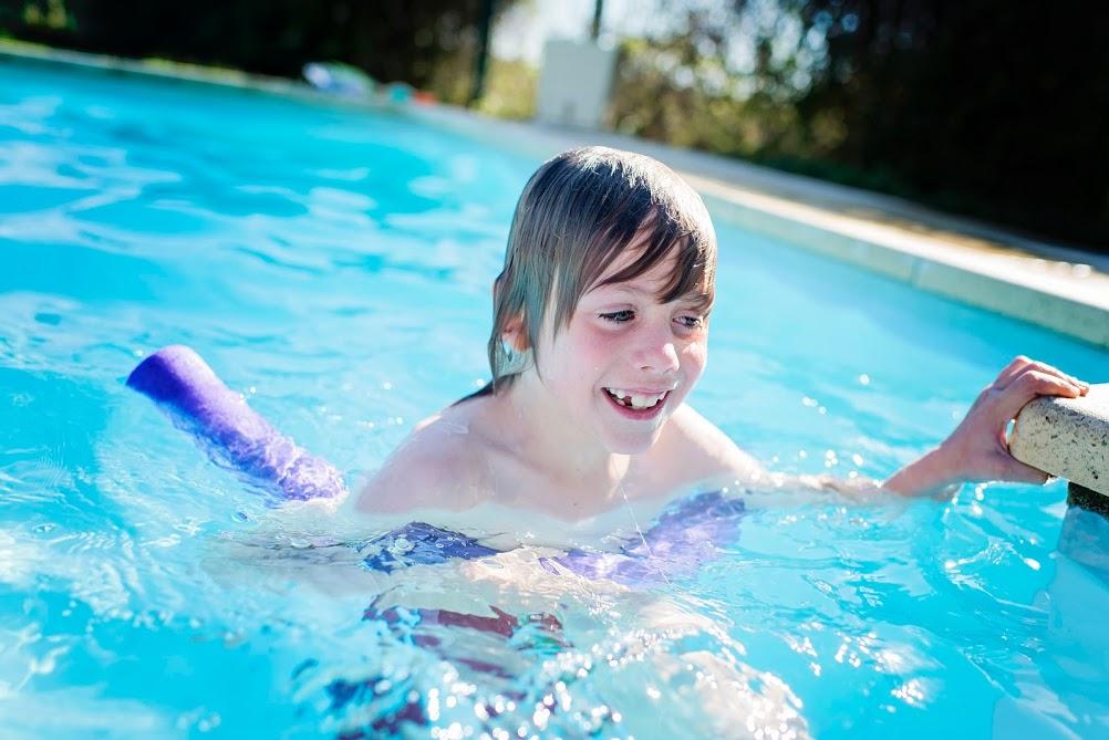 vacances 2016 - domaine de brassac - piscine