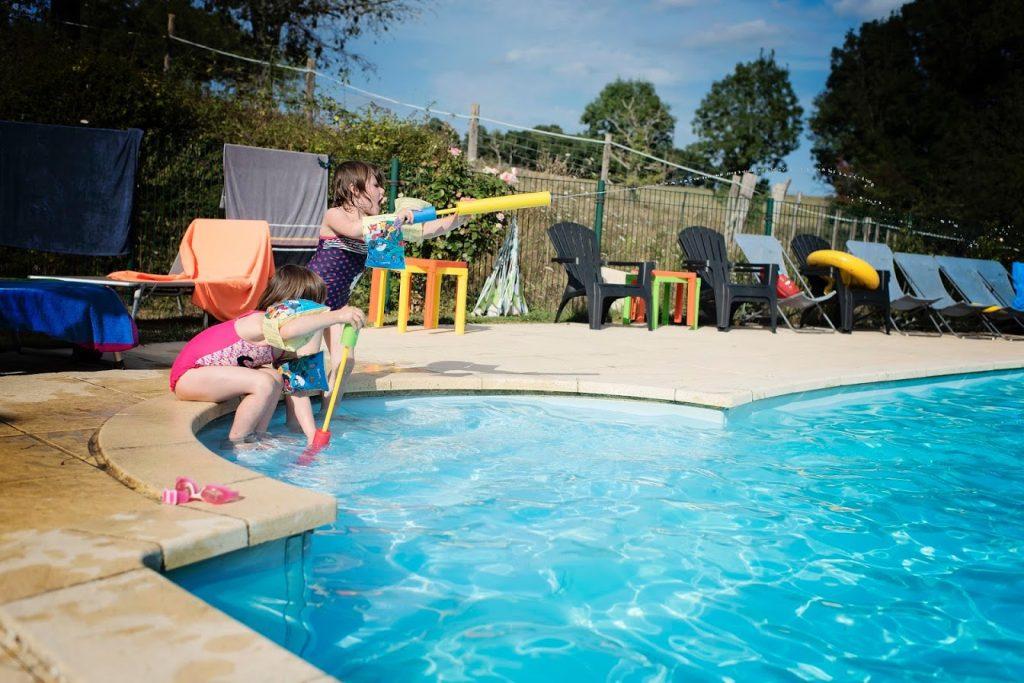 vacances 2016 - Piscine Domaine de Brassac