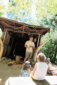 vacances 2016 - Paleosite - Saint-Cesaire - fabriquer du feu