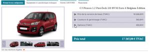 Citroen C3 Picasso