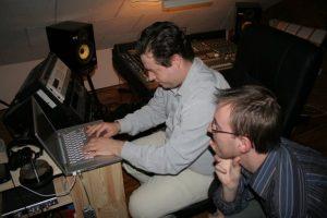 Mastering de C'est Extraordinaire au studio Quena.be