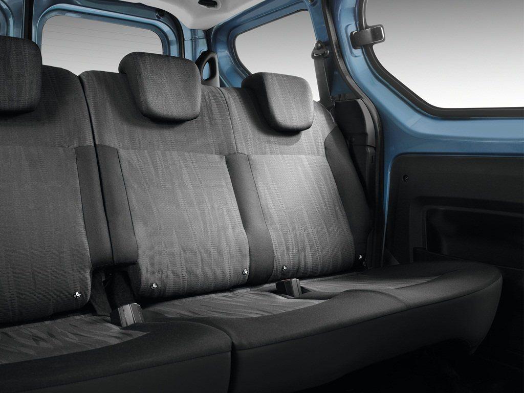 Dacia Dokers - intérieur