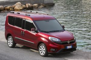 Fiat Doblo 2016 - Rouge