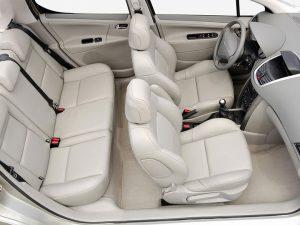 Peugeot 207 - intérieur