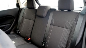 Ford Fiesta - Sièges arrières