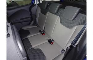 Ford Tourneo Courrier - sièges arrières