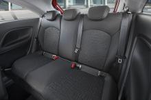 Opel Corsa - 2016 - Sièges arrières