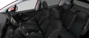Peugeot 208 - espace intérieur