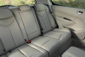Peugeot 308 - Sièges arrières