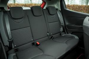 Renault Clio - Sièges arrières