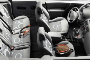 Renault Kangoo - Espace intérieur