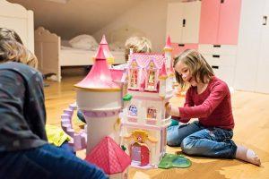 Alice & Juliette - 5 ans - Un étage de plus au chateau
