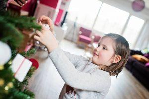 Noel 2016 - La préparation du sapin