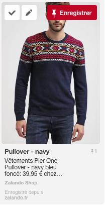 Divers Pulls de Noël