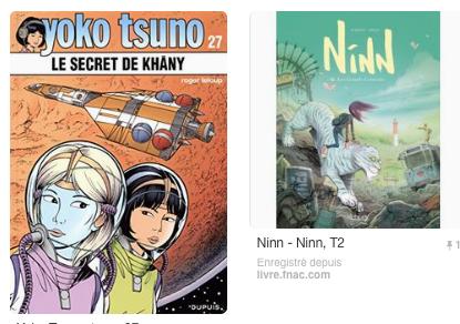 Yoko Tsuno, Ninn