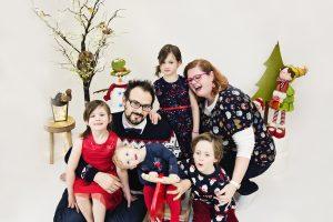 Joyeux Noël 2016 - famille Martin - Petite Snorkys Photography