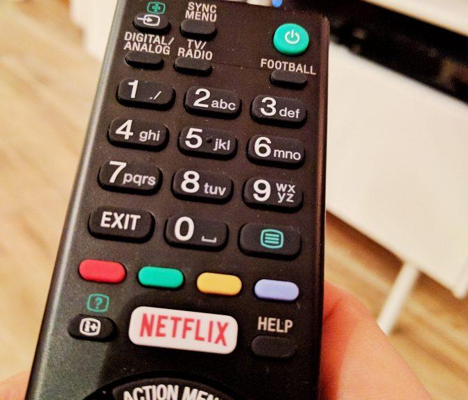 Netflix - TV Sony