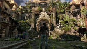 Uncharted 2, des décors encore plus beau !