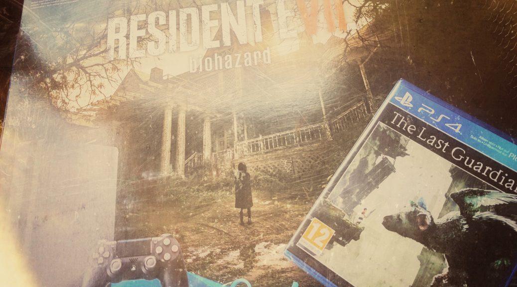 PS4 - Resident Evil 7 Pack