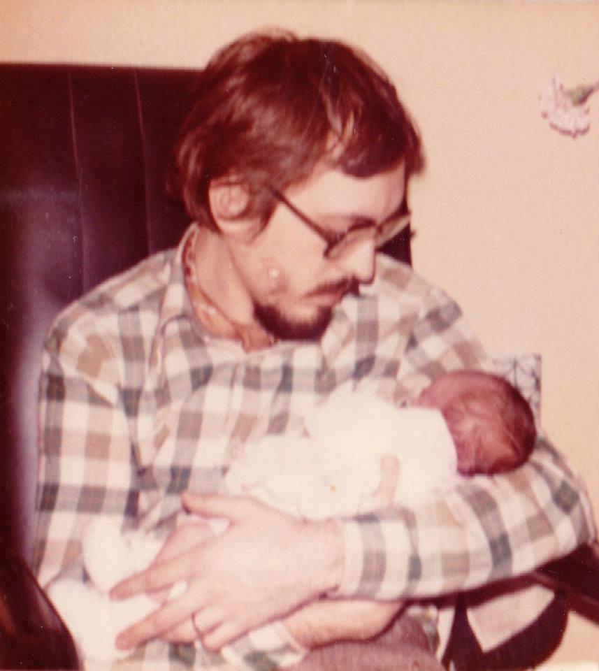 1978, dans les bras de papa