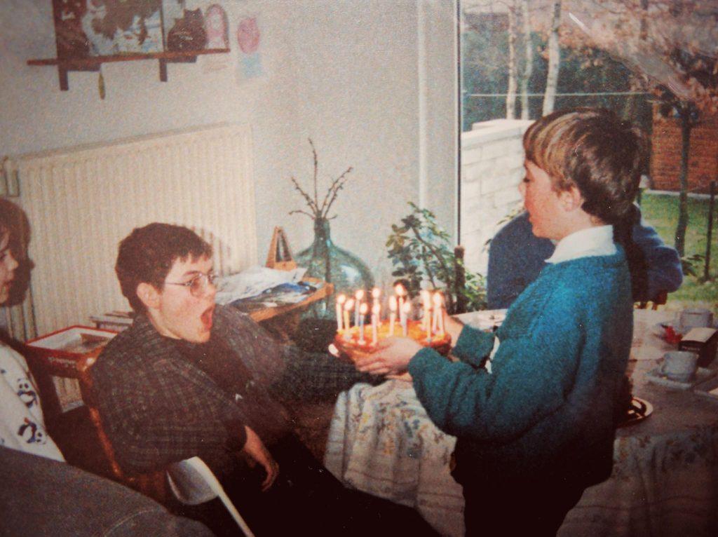 1991, 13 ans