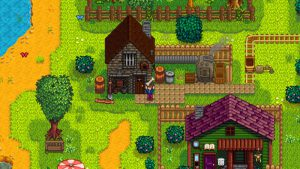 Stardew Valley - PS4 (Chucklefish ltd, 2016)