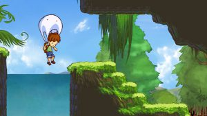 A boy and his blob - PS4 (Wayforward, Majesco, 2009-2016)