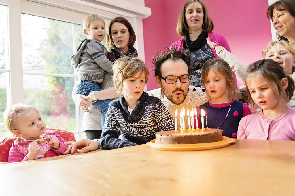Anniversaire - 39 ans - Famille