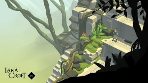 Lara Croft Go - PS4 (Square Enix, 2016)