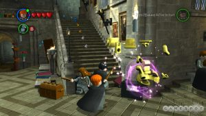 LEGO : Harry Potter Collection - PS4 (Warner, 2016)