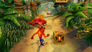 Crash Bandicoot N-Sane Trilogy - PS4 (Vicarious Visions, Activision, 2017)