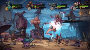 Zombie Vikings - PS4 (Zoink Games, 2015)
