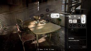 Resident Evil 7 - On peut attribuer des objets à des touches, mais je n'ai pas encore trouvé comment !