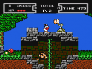 Ducktales - Capcom NES