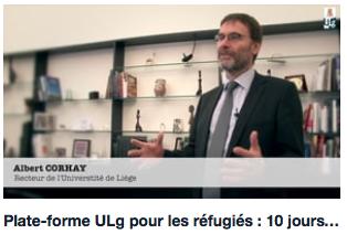 Plate-forme ULg pour les réfugiés : 10 jours pour proposer vos idées d'actions ! (UniverSud-Liège)