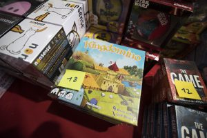 Made in Asia 2017 - Kingdomino