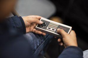 Made in Asia 2017 - Press Start - Retrogaming - NES