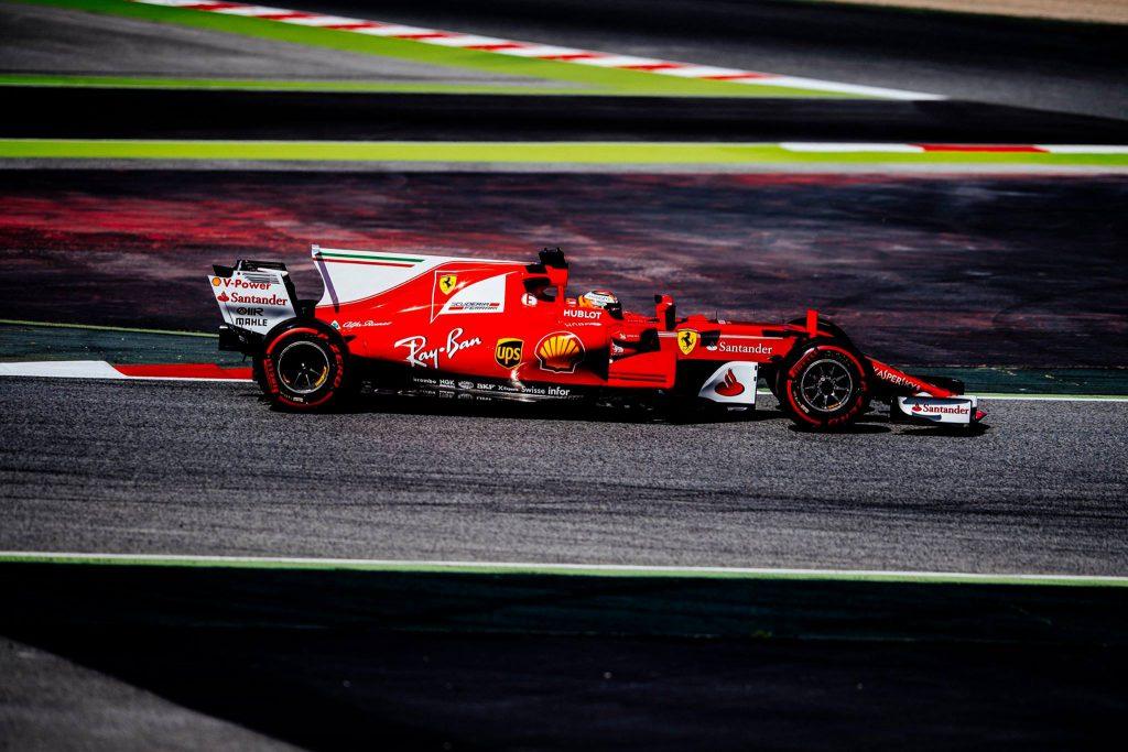 F1 2017 - Scuderia Ferrari