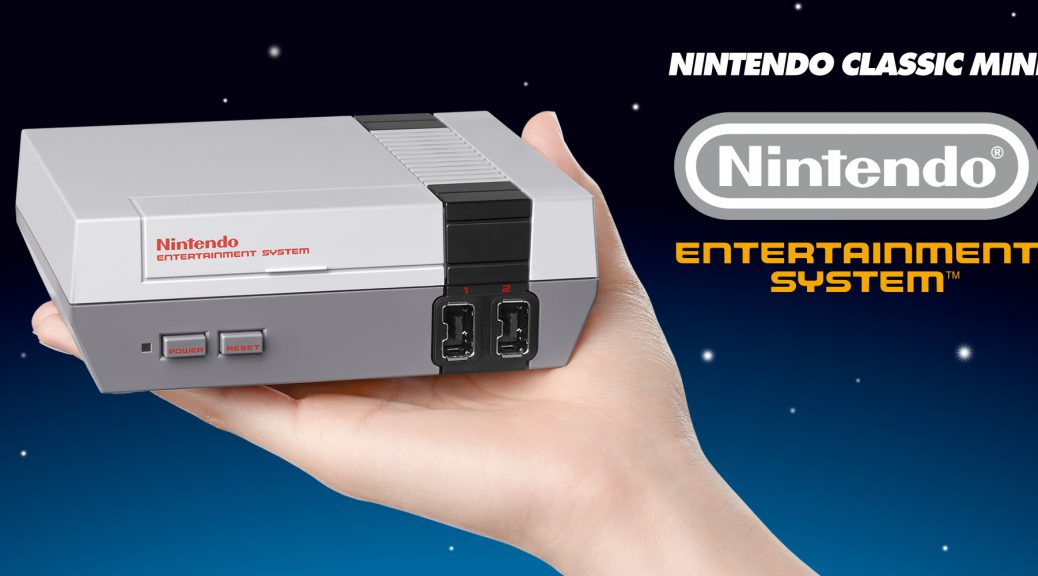 Publicité - NES Classic Mini