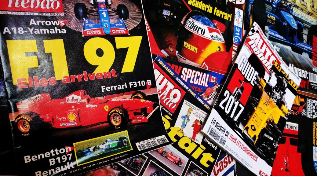 Formule 1 - 1997 - 2017 - 20 ans de F1